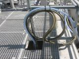 Ready installed OLAS in a concrete residual bassin [1]